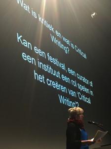 Rosa Menkman (foto: Henri Sandront)